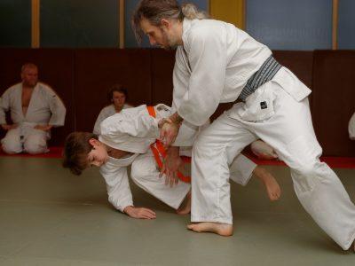 Aikido Cours Paris 12