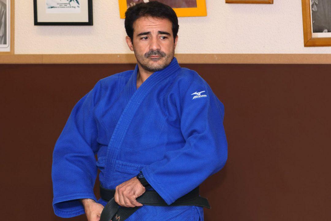 Abel, professeur de judo à La Camillienne