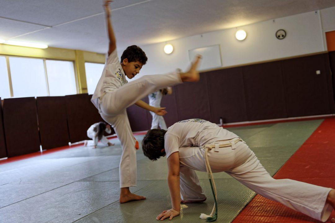 Sport alliant danse et combat