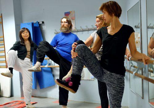 Stretching – Pilates