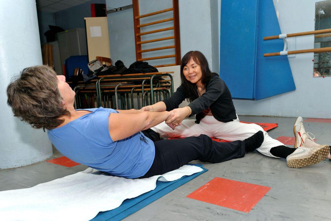 Raffermissement des muscles et renforcement des articulations