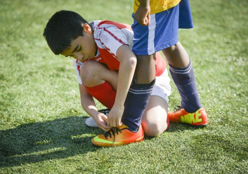 École de football