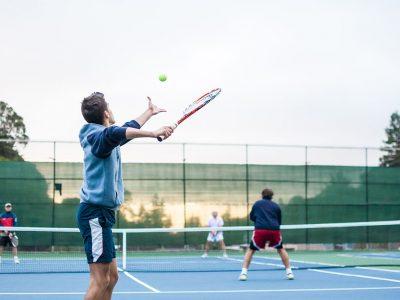 Club affilié à la Fédération Française de Tennis