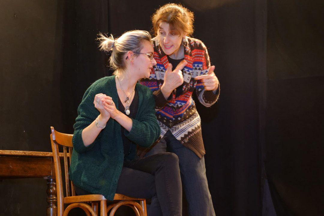 cours théâtre adulte paris 12