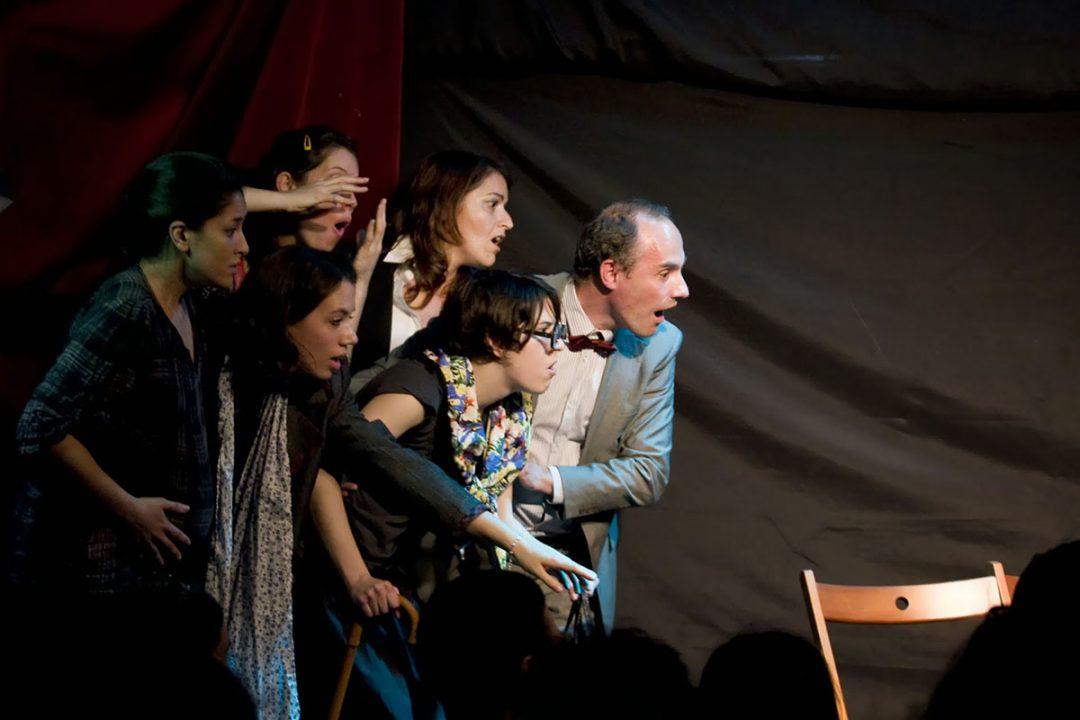 Cours de Théâtre adulte à Paris 12