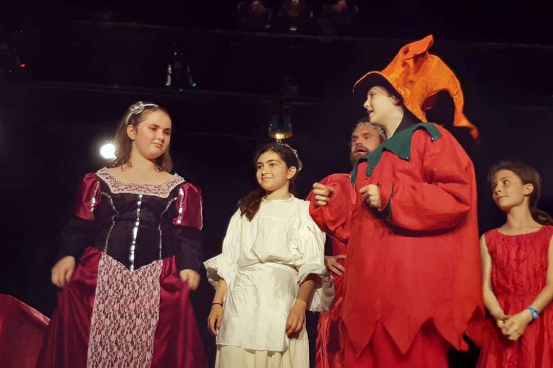 Cours de Théâtre enfant et ado à Paris 12