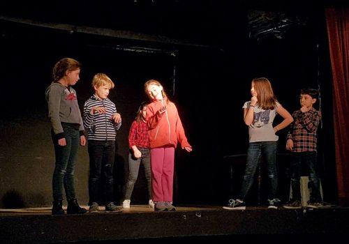 Théâtre jeune