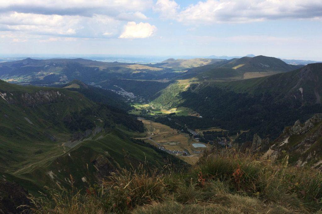 Camp d'été en Auvergne