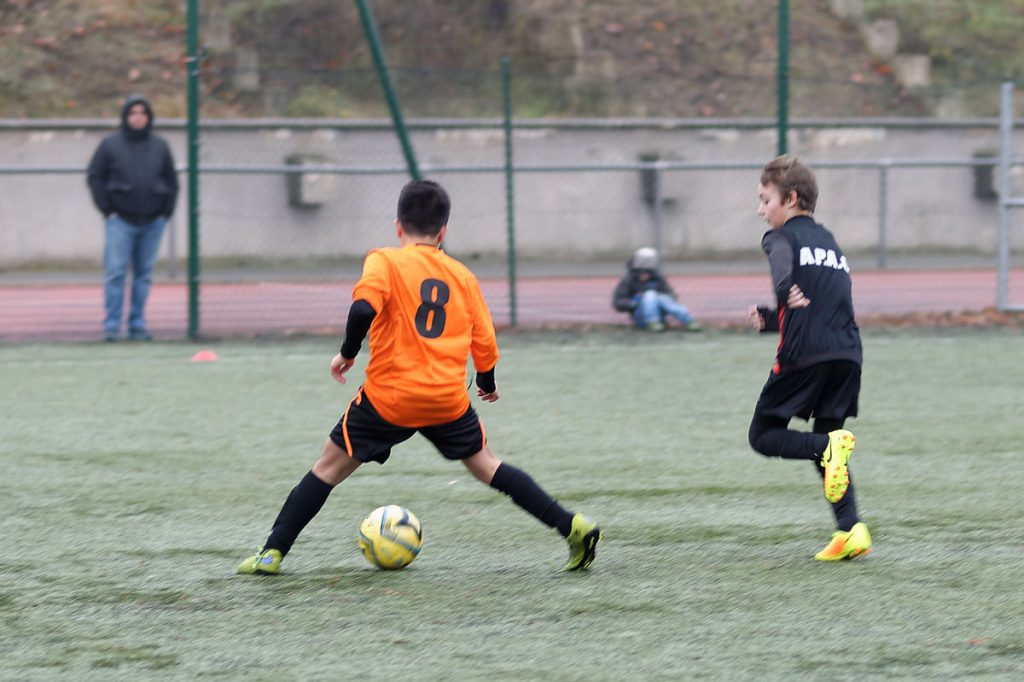 coupe district U17 de foot