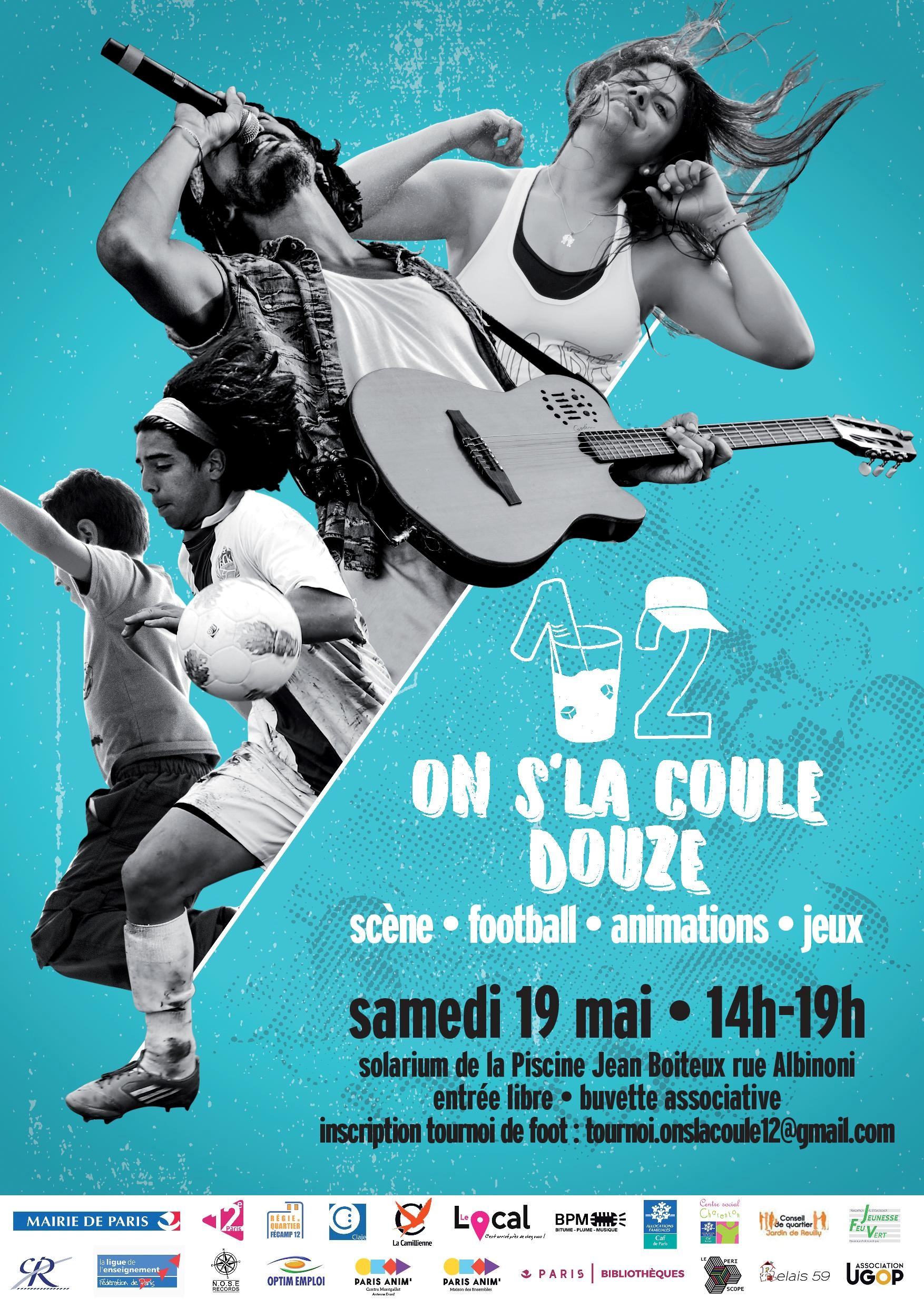 On sl a coule douze !