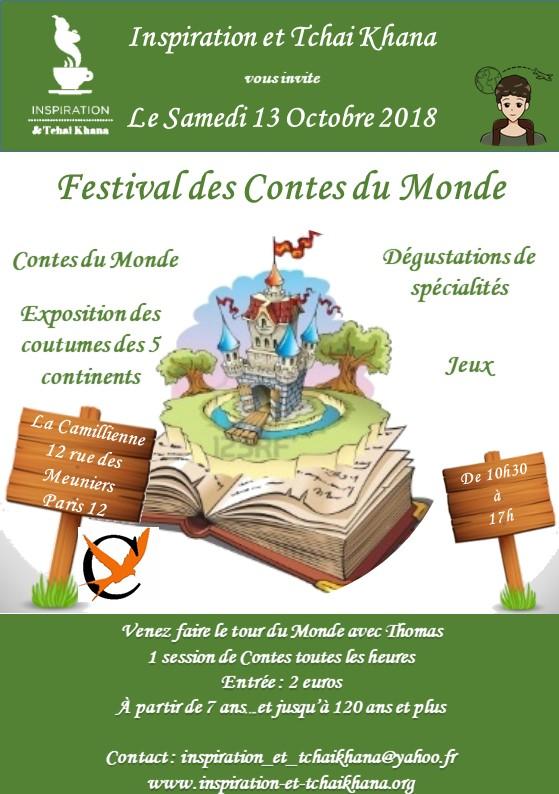 Festival des contes paris 12