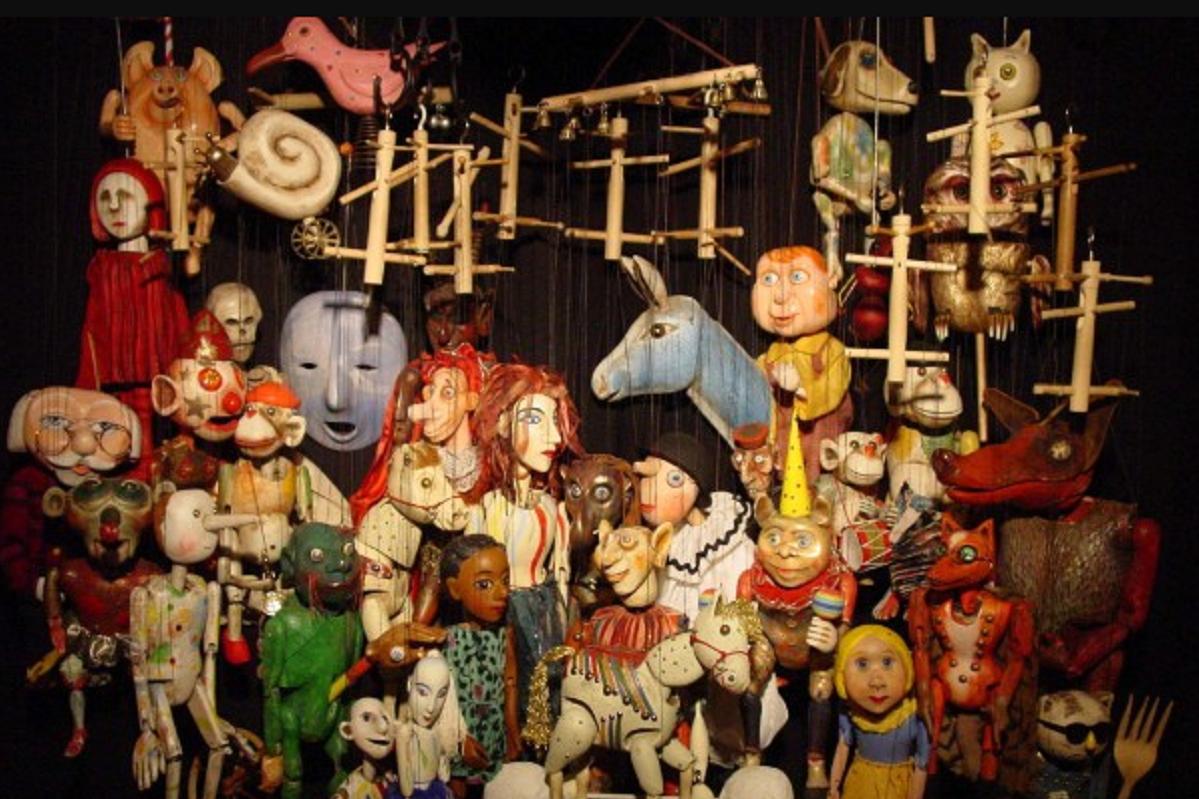 spectacle marionnette 2 décémbre