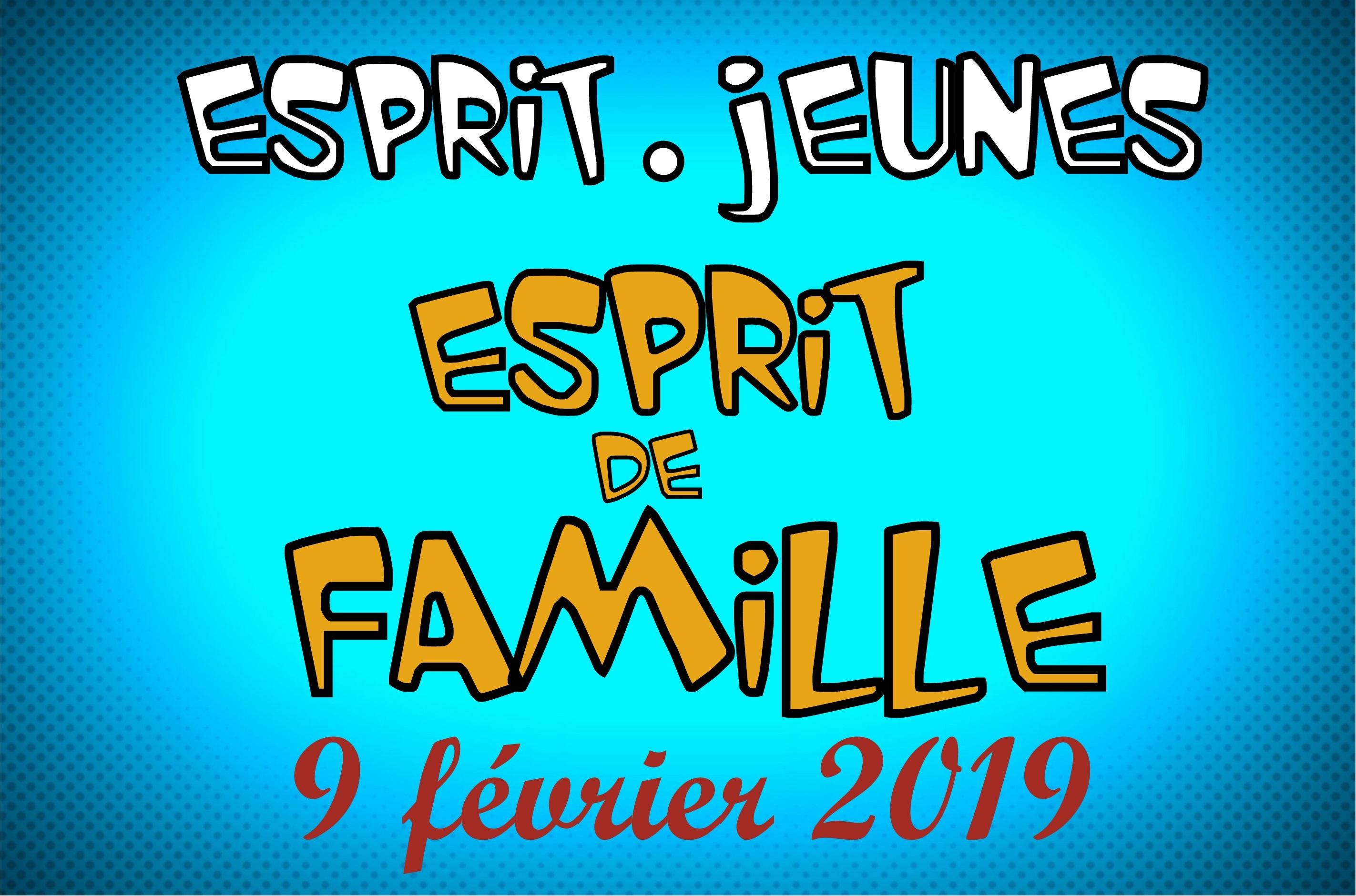 Esprit de Famille 2019