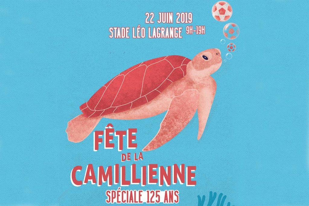 Samedi 22 juin La Camillienne fête ses 125 ans