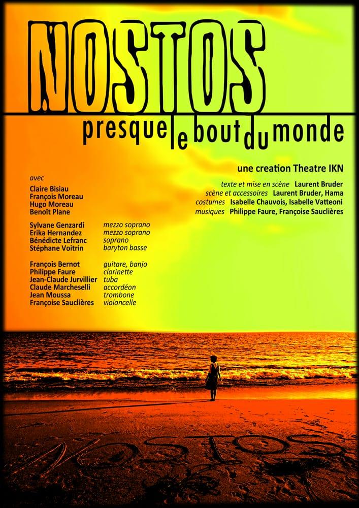 Nostos - Presque le bout du monde