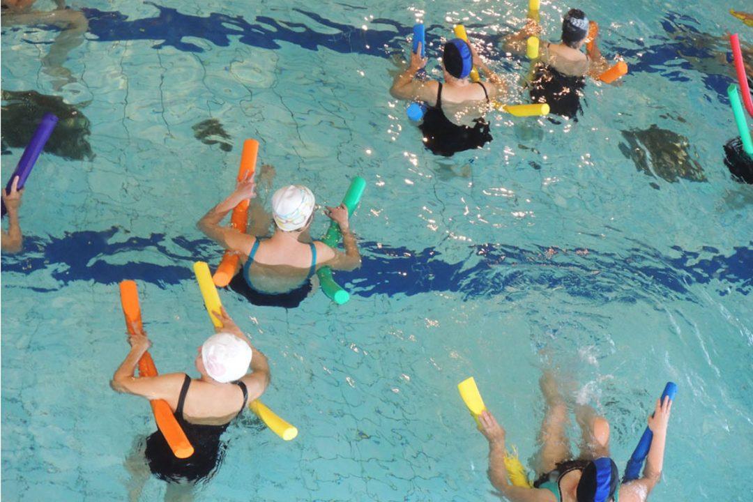 L'AquaTraining sollicite tous les muscles du corps