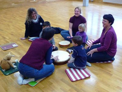 Atelier Danse Musique 3 – 7 ans