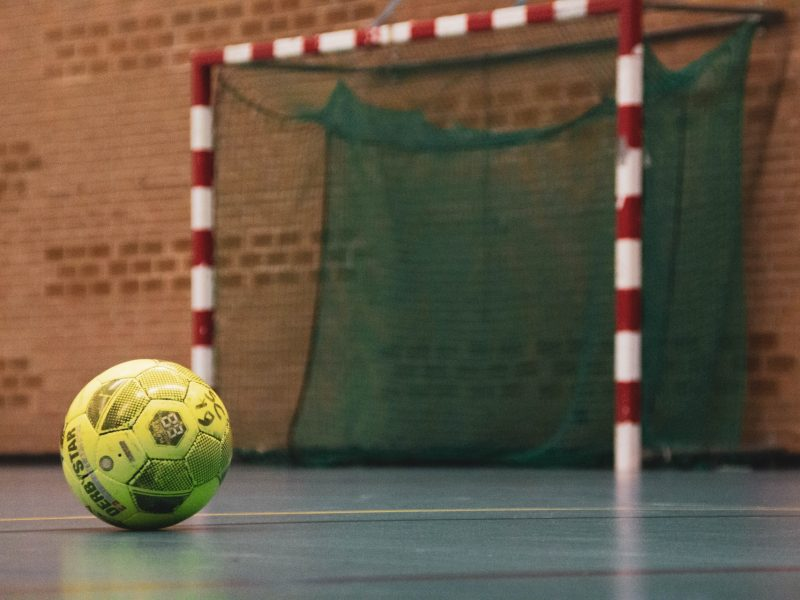 Futsal à la Pause dej